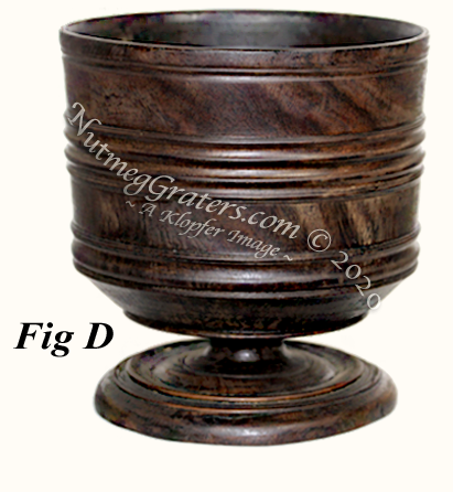 Traditiona 17th Century Wassail Bowl